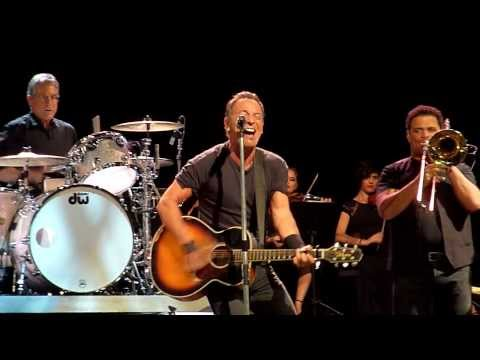 BRUCE SPRINGSTEEN: Is Everyone Stayin' Alive Out There?