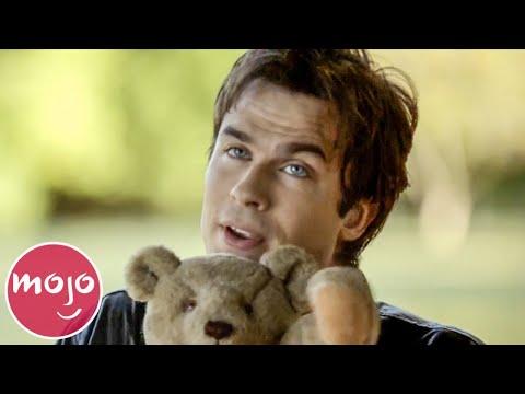 Top 10 Funniest Damon Salvatore Moments