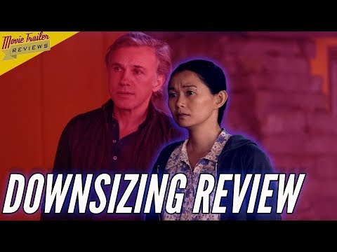 Movie Review: The Real Star of Downsizing is Hong Chau