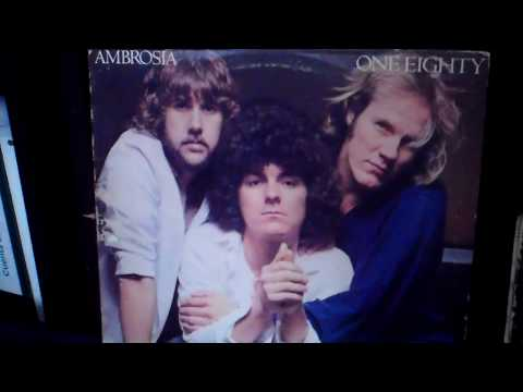 Ambrosia - You're The Only Woman (LP)