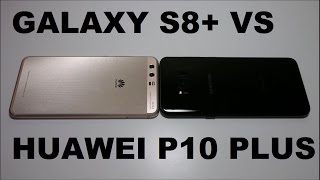 Video Samsung Galaxy S8+ vs Huawei P10 Plus Speed Test! MP3, 3GP, MP4, WEBM, AVI, FLV Agustus 2018