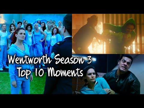 Wentworth Season 3 - Top 10 Moments