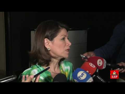 Diputada Gómez sostiene que los hijos de Martinelli 'asaltaron al gobierno'