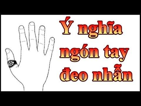 Đeo nhẫn ở ngón tay nào, ý nghĩa mỗi ngón tay đeo nhẫn - Thời lượng: 5:41.