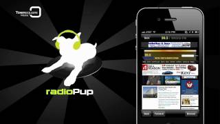 radioPup YouTube video