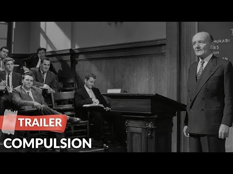 Compulsion 1959 Trailer | Orson Welles