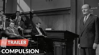 Compulsion 1959 Trailer   Orson Welles   Dean Stockwell   Diane Varsi