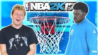 NBA 2K17 TY CAREER (MYCAREER) #4 - We're on a bad losing streak with the Denver Nuggets and my team loyalty is starting...
