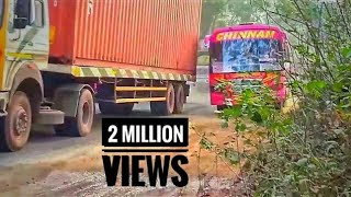 Video PRIVATE BUS EXTREM SKILL OVERTAKING ( MAD DRIVERS ) MP3, 3GP, MP4, WEBM, AVI, FLV Agustus 2018