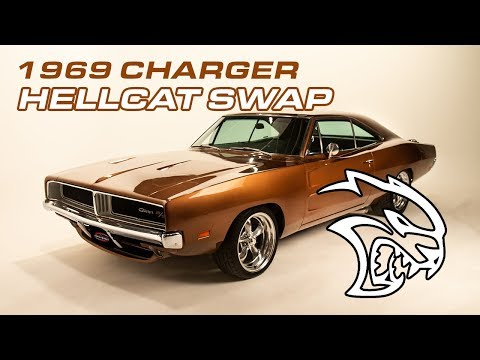 Chager Hellcat 1969 por Bumbera's Performance
