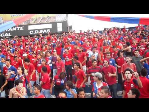 La hinchada lo hace ganar - Turba Roja - Deportivo FAS