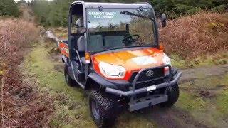 3. Kubota rtv 900 diesel 4x4 off road & on road with www.dermotcasey.com