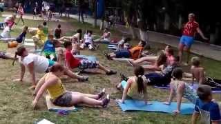 Ромашка, лето 2014 (видео №7)
