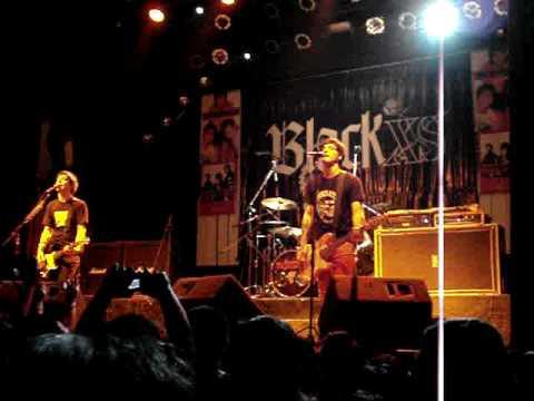 Infierno 18 - Lo que tengo - Black XS Live Sound 2008