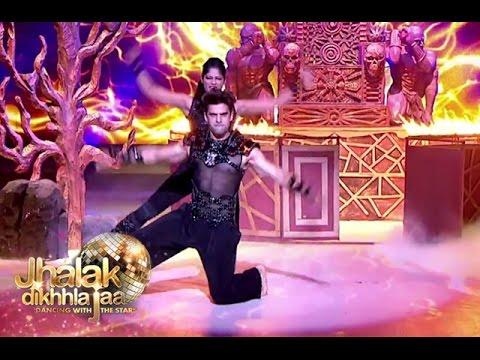 Mohit Malik Reveals Exclusive dance moves | 'Jha