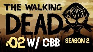The Walking Dead: Season 2 w/ POKEAIMMD & CBB! - Ep 2 An Old Friend by PokeaimMD