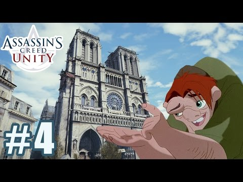 notre - SUSCRIBITE ▻ http://bit.ly/NatySUBS Si el video te gustó dejame un Like! :D Juegos Baratos! ▻ http://bit.ly/1vfMBoh ▽ Descripción Re-Copada ▽ Assassin's Creed Unity para PS4 Serie...