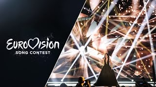 Elhaida Dani - I'm Alive (Albania) - LIVE at Eurovision 2015 Grand Final - YouTube