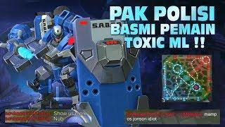 Video PAK POLISI Basmi Pemain TOXIC ML !! // JOHNSON NEW RUTE MP3, 3GP, MP4, WEBM, AVI, FLV Juni 2018