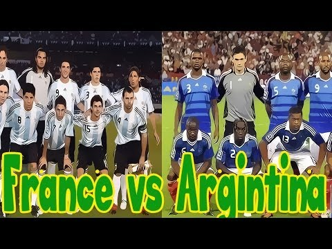 Cup - World Cup Knock Out! France VS Argentina Bateson87: https://www.youtube.com/user/bateson87 Like the video if you enjoyed! Thanks! ○ Second Channel: http://ww...