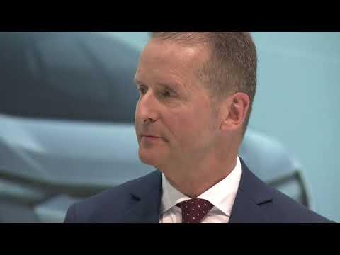 Winterkorn in Bedrängnis: VW-Chef Herbert Diess ver ...