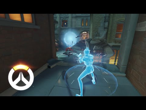 Overwatch - Tracer Gameplay Preview