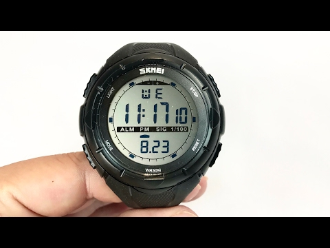 , title : 'LinTimes Big Case Waterproof Multifunctional Digital Sport Wrist Watch Review and Giveaway'