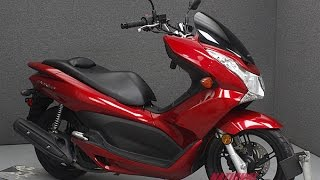 2. 2013  HONDA  PCX150  - National Powersports Distributors