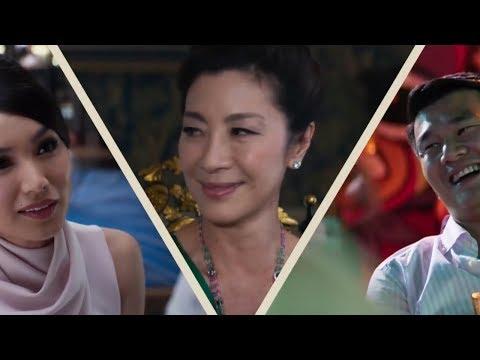 Crazy Rich Asians | official trailer #1 (2018)