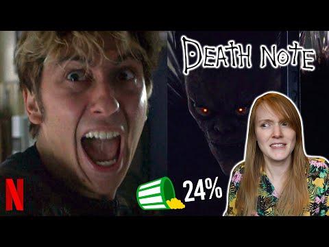Death Note (2017) Sucks | Explained