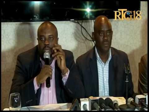 Parti Haïtien Tèt Kale (PHTK) / Conférence de presse, 21 novembre 2016