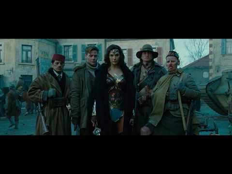 Wonder Woman – Extended Goddess Trailer