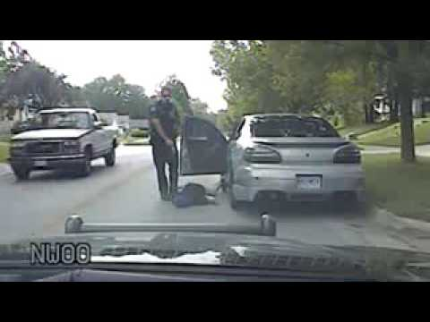 Dash cam showing Missouri cop abusing teen, leading to four-year sentence for cop