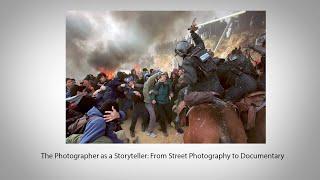 Photographer as a Storyteller