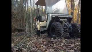 10. Honda Recon 250 Golfcart Build