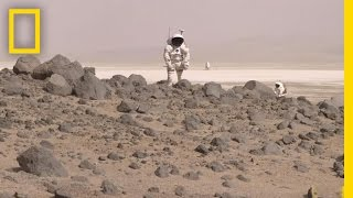 National Geographic Live! - Buzz Aldrin: Mission to Mars
