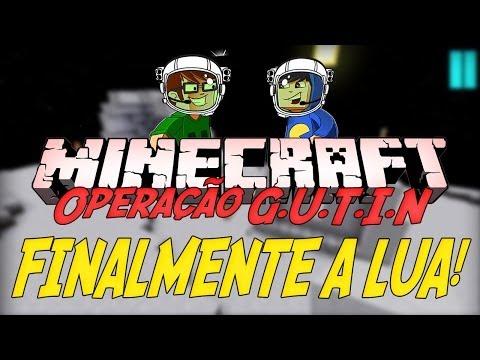 Minecraft: Operação G.U.T.I.N - Finalmente a Lua! [5]