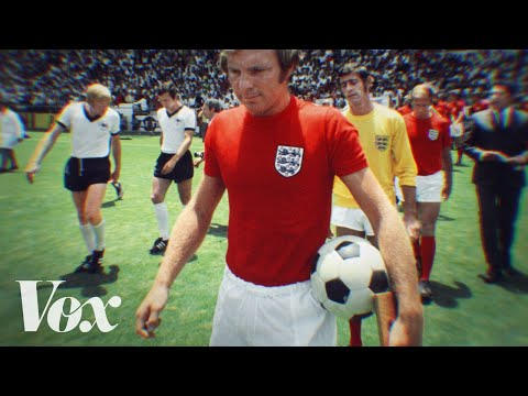 How TV gave us the classic soccer ball