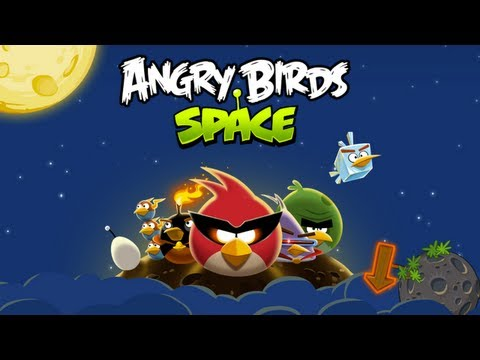 The New Angry Birds Space Launches Directly to #1