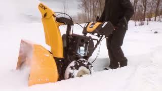 6. X Series | Maximum Power 3X Snow Blower