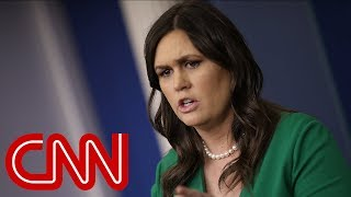 Video Sarah Sanders' evolution: From push back to hedging answers MP3, 3GP, MP4, WEBM, AVI, FLV Maret 2018