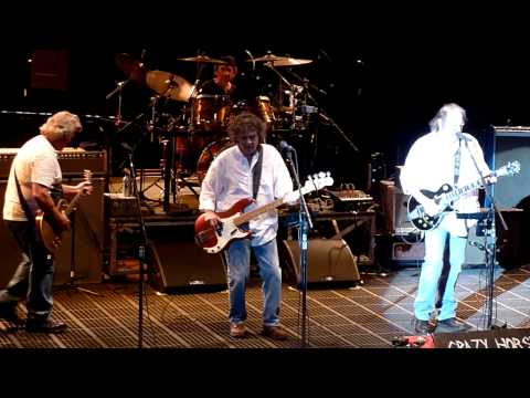 Neil Young and Crazy Horse - Powderfinger - Red Rocks - 8/5/2012