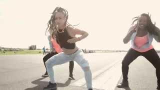 Aidonia - Nuh Boring Gyal   Dancehall Choreography by Swaggi Maggi