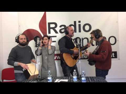 Plastic Soulz Cover Beatles Live ospiti su Radio Ferentino