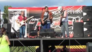 Выступление на Набережной Космонавтов (Груневский Фестиваль)