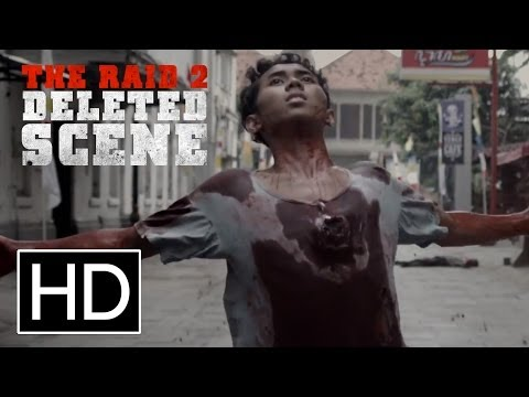 The Raid 2 - Deleted Scene 'Gang War'