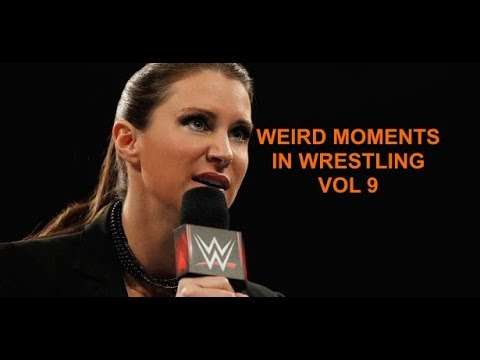 Weird Moments in Wrestling Vol 9