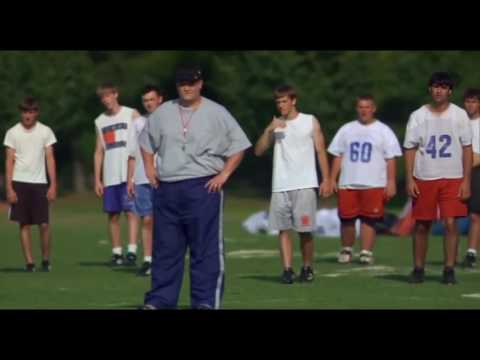 The Death Crawl sceen from Facing the Giants