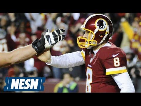 Video: Redskins Cut Negotiation Talks With Kirk Cousins