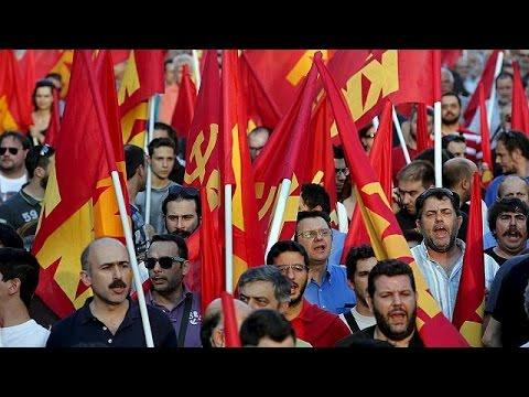 Ελλάδα: Επεισόδια αντιεξουσιαστών στην Αθήνα